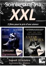 Soirées cinéma XXL
