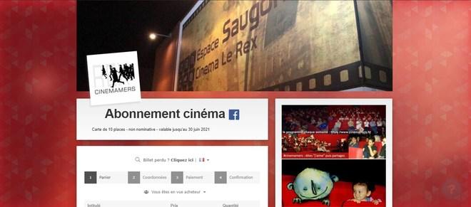 Abonnement cinéma