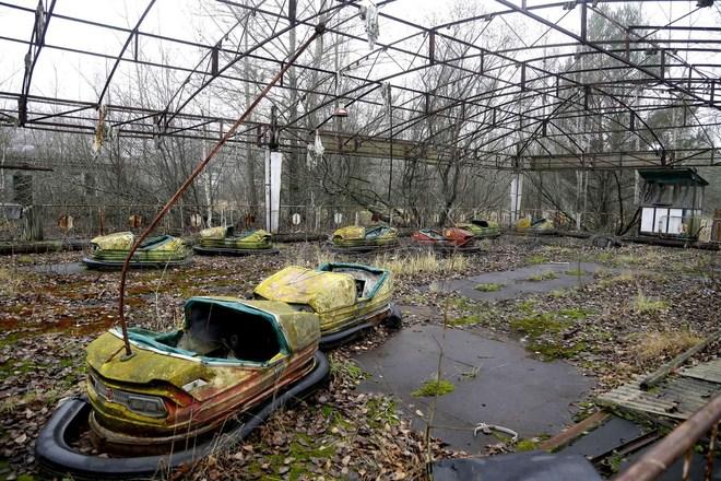 Ciné-débat : Tchernobyl, le monde d'après